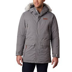 Columbia Men's South Canyon Long Down Parka Image