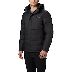 Columbia Men's Ridgeview Peak Hooded Jacket (Tall) Image