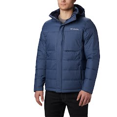 Columbia Men's Ridgeview Peak Hooded Jacket Image
