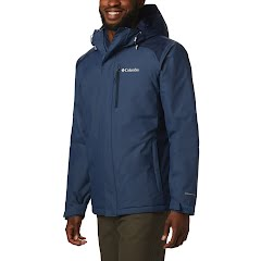 Columbia Men's Tipton Peak Insulated Jacket (Tall) Image
