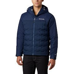 Columbia Men's Grand Trek Down Jacket Image