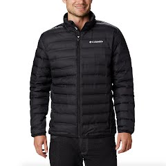 Columbia Men's Lake 22 Down Jacket Image