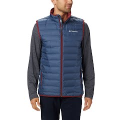Columbia Men's Lake 22 Down Vest Image