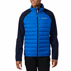 Columbia Men's Lake 22 Hybrid Down Jacket Image