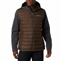 Columbia Men's Powder Lite Hybrid Insulated Jacket Image