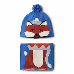 Columbia Youth Toddler Snow More Hat and Gaiter Set Image