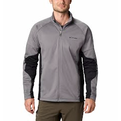 Columbia Men's Mount Defiance Wind Fleece Jacket Image