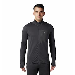 Mountain Hardwear Men's Type 2 Fun Full Zip Jacket Image