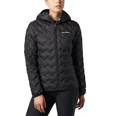 Columbia W DELTA RIDGE DOWN HOODED JACKET Image