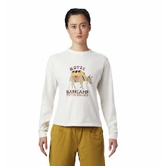Mountain Hardwear Women's Hotel Basecamp Long Sleeve T-shirt Image