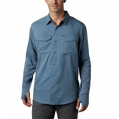 Columbia Men's Silver Ridge Lite Hybrid Shirt Image