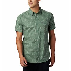 Columbia Men's Summer Chill Short Sleeve Shirt Image