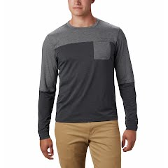 Columbia Men's Outdoor Elements Long Sleeve T-Shirt Image