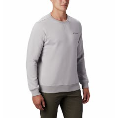 Columbia Men's Columbia Logo Fleece Crew (Extended Sizes) Image