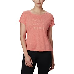 Columbia Women's High Dunes Short Sleeve Tee Image