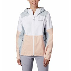Columbia Women's Titan Pass 2.5L Shell Jacket Image