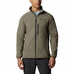 Columbia Men's Tieton Trail Softshell Jacket Image
