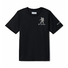 Columbia Youth Boy's Terra Trail Short Sleeve T-Shirt Image