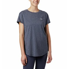 Columbia Women's Cades Cape Short Sleeve Tee Image