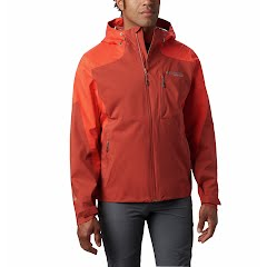 Columbia Men's Titan Pass 2.5L Shell Jacket (Extended Sizes) Image