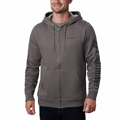 Columbia Men's Logo Full Zip Fleece (Extended Sizes) Image