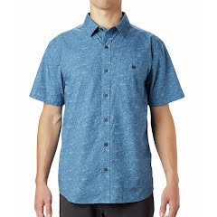 Mountain Hardwear Men's Conness Lakes Short Sleeve Shirt Image