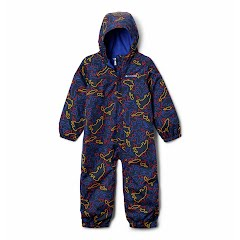 Columbia Infant Critter Jitters Rain Suit Image