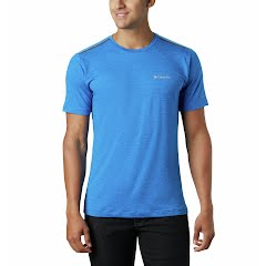 Columbia Men's Tech Trail Crew Neck Shirt (Tall) Image