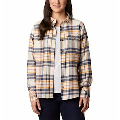 Columbia Women's Pine Street™ Stretch Flannel Image