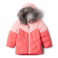 Columbia Youth Toddler Arctic Blast Jacket Image