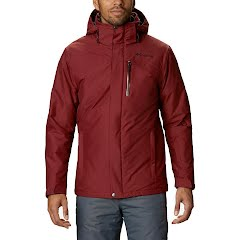 Columbia Men's Last Tracks Jacket (Tall Sizes) Image