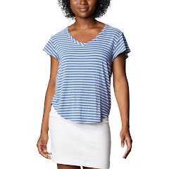 Columbia Women's Essential Elements Relaxed Short Sleeve Tee Image