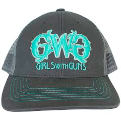 Girls With Guns Women's Mint-To-Be Hat Image
