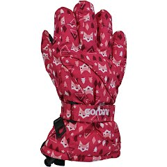Gordini Toddler Prima III Gloves (Patterned) Image