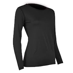 Polarmax Women's Nice! Long Sleeve Crew Image