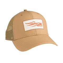 Sitka Gear Canvas Logo Patch Trucker Image