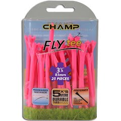 Charter Products Champ 3 1/4'' FLYtees (25 Pack) Image