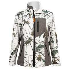 Trail Crest Women`s Cusstom XRG Soft Shell Jacket Image