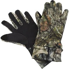 The Allen Co Spandex Mossy Oak Break Up Country Gloves Image