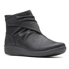 Clarks Women's Sillian Tana Ankle Boot Image