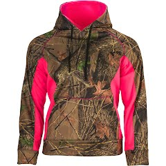 Trail Crest Women's XRG Softshell Hoody Image