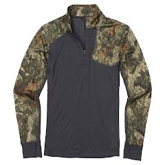 Browning Men's Hell's Canyon Speed MHS-FM Base Layer Shirt Image