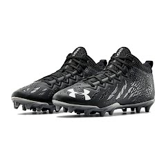 Under Armour Men's UA Spotlight Select Mid MC Football Cleats Image