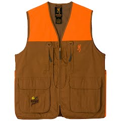 Browning Pheasants Forever Upland Vest (Extended Sizes) Image