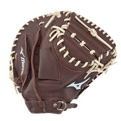 Mizuno Franchise Series Baseball Catcher's Mitt 13.5 Inch Image