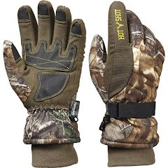 Hot Shot Men's Bison Glove Image