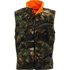 Trail Crest Mens Thurmond Reversible Vest Image
