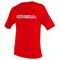 Oneill Youth Toddler Basic Skins Short Sleeve Rashguard Image