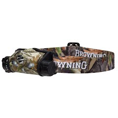 Browning Epic 1AA USB Rechargeable Headlamp Image
