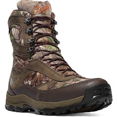 Danner Men`s High Ground 8 Inch Realtree Xtra Green Boot Image